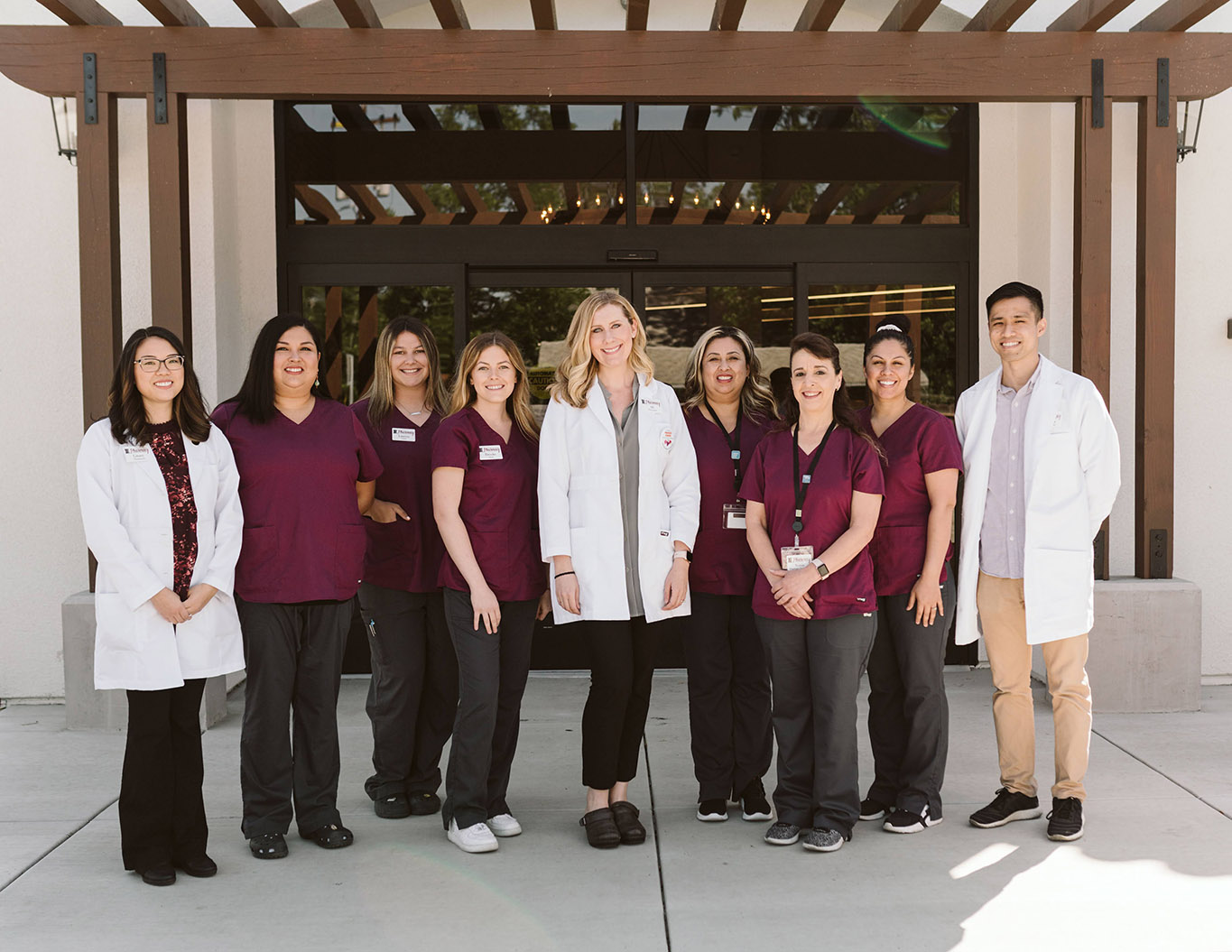 Image of the Patterson Family Pharmacy Staff